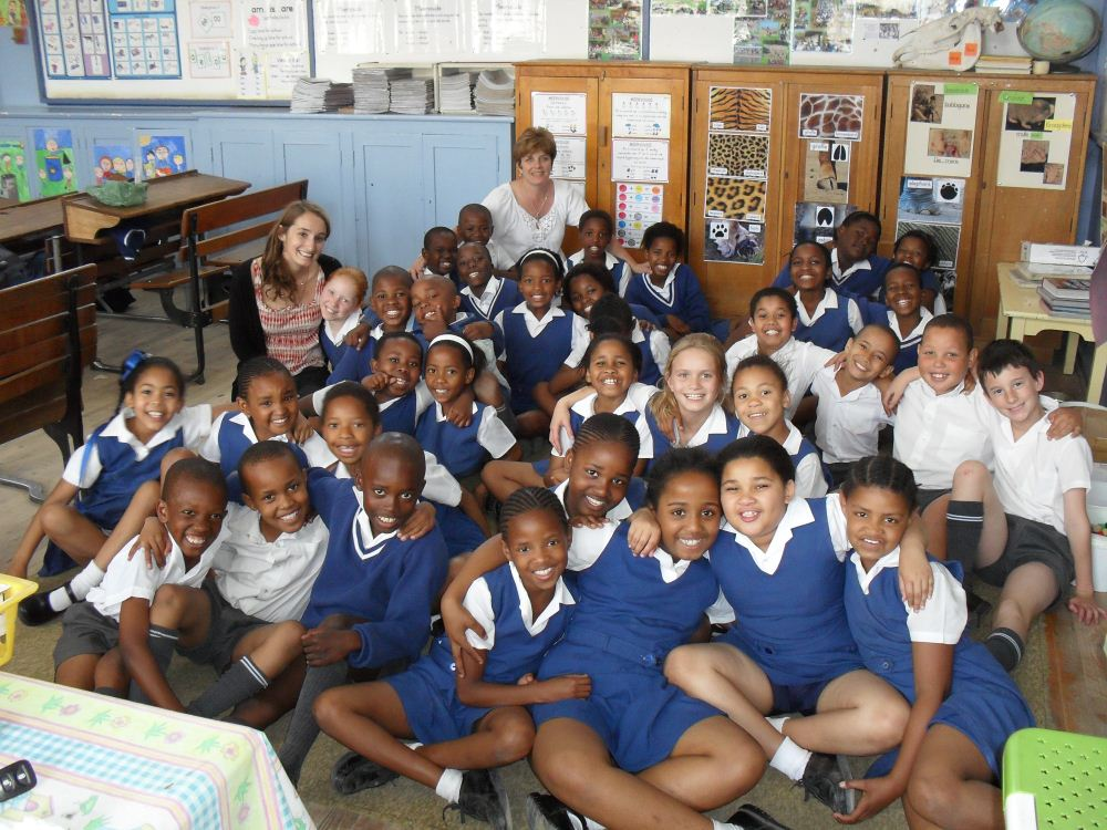 Class in South Africa